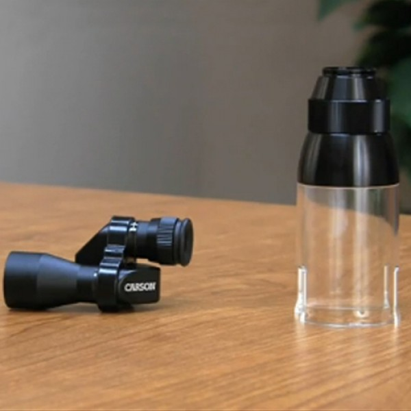 Carson Optical Magniscope Compact Monocular and Microscope