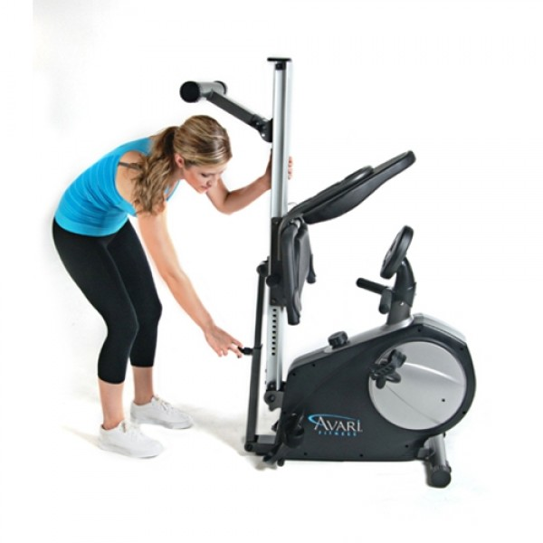 Stamina AVARI Conversion II Rower Recumbent Bike