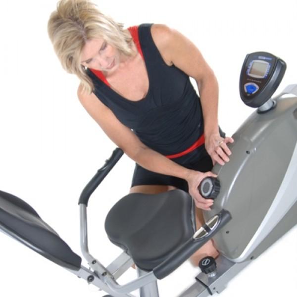 Stamina 4825 Magnetic Resistant Recumbent Bike