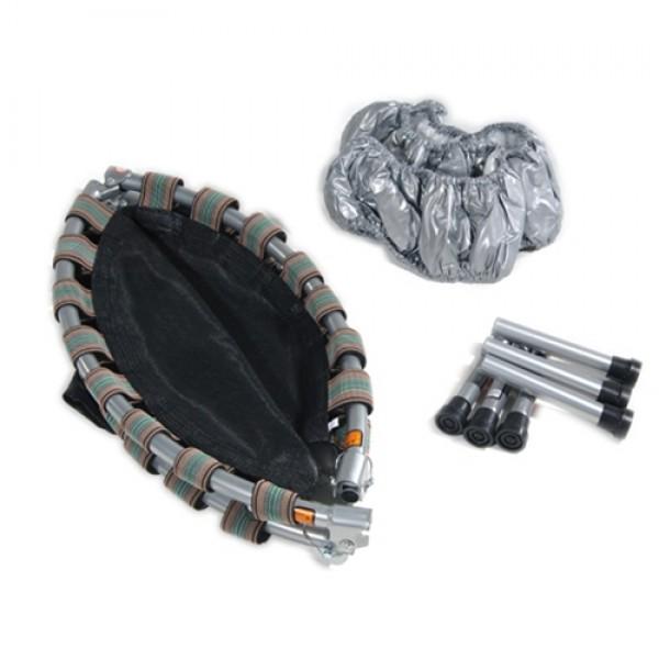 Stamina Folding Mini Trampoline