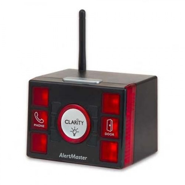 Clarity Alertmaster AL12 Visual Alert Remote Receiver