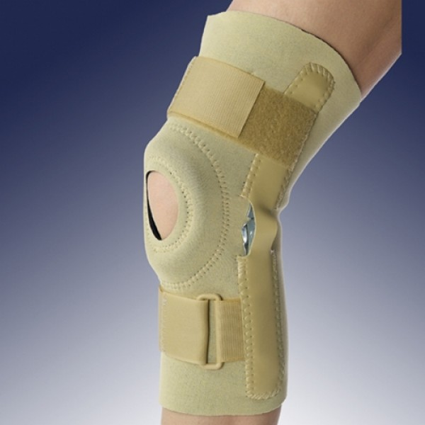 Banyan Open Patella Neoprene Knee Support