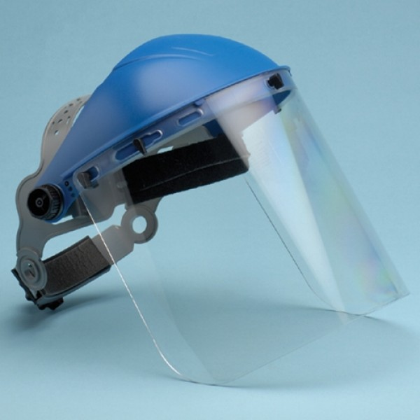 Elvex Polycarbonate Face Shields