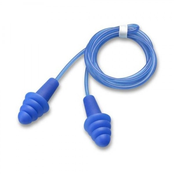 Elvex Quattro Reusable Ear Plugs