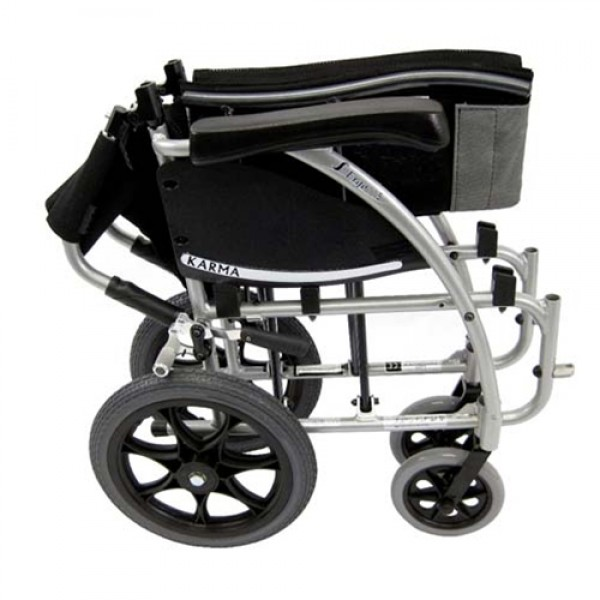 Karman Healthcare Ultra Lightweight Transport Chair