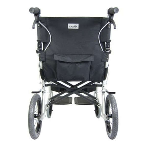 Karman Healthcare ErgoLite Lightweight Transporter Chair