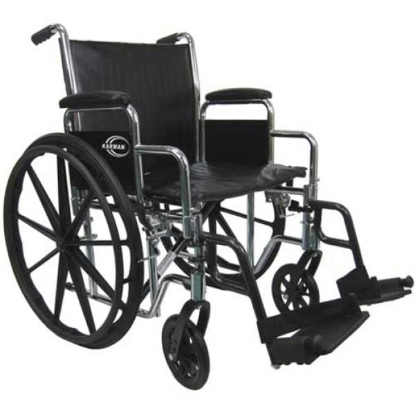Karman Healthcare Heavy-Duty Wheelchair