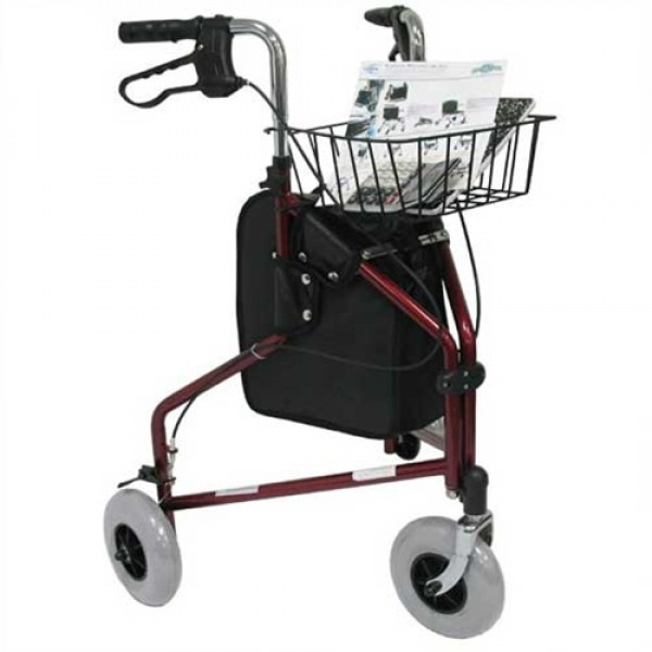 Karman 3 Wheel Rollator Walker