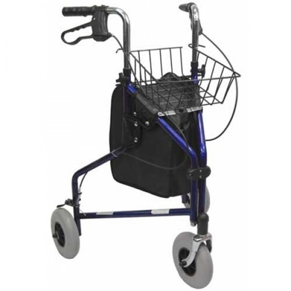 Karman 3 Wheel Rollator Walker