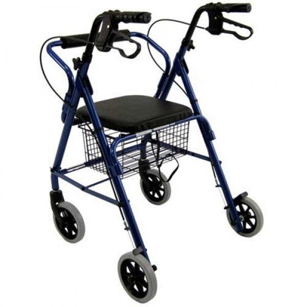 Karman Junior 4 Wheel Rollator Walker