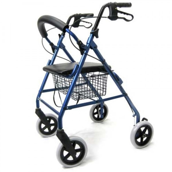 Karman R-4608 4 Wheel Rollator