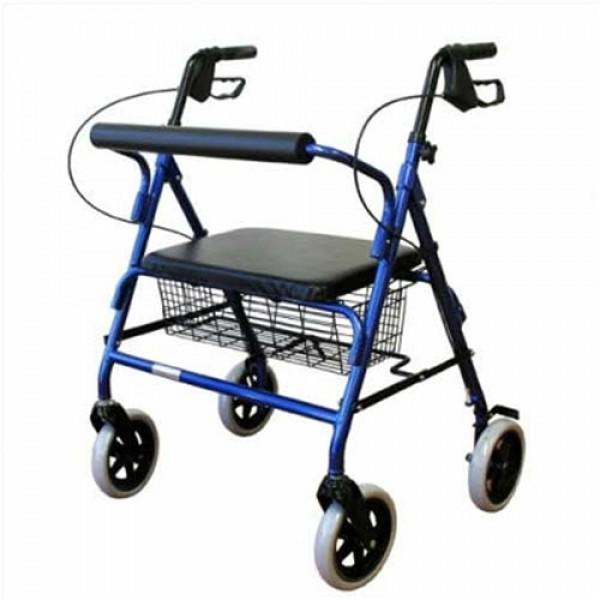 Karman Healthcare Bariatric Rollator Walker