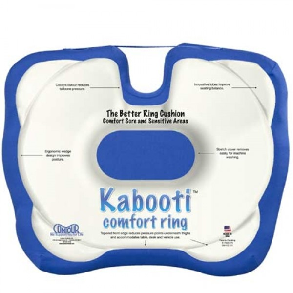 Contour Kabooti Comfort Ring Cushion