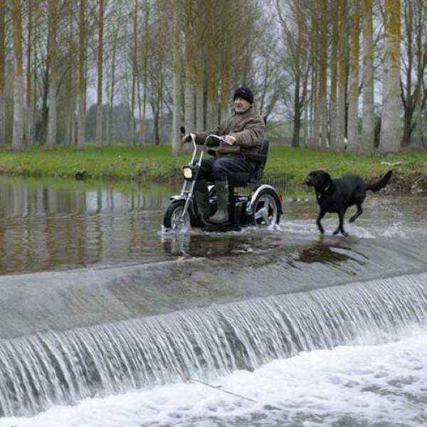 Afikim Sportster SE Scooter