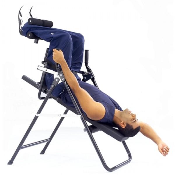 Health Mark Core Inversion Chair - Black