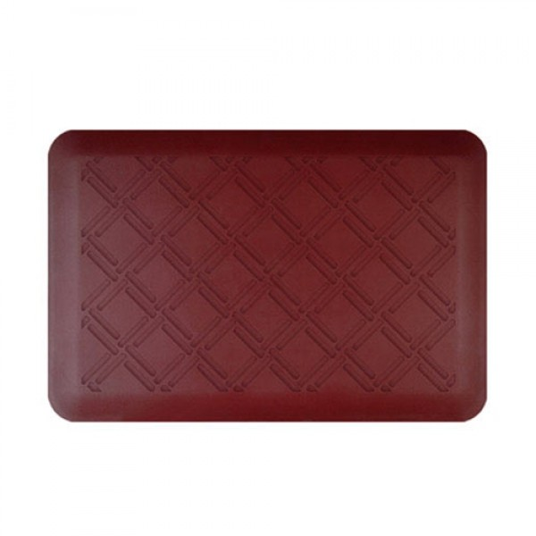 WellnessMats Motif  Moire Anti-Fatigue Floor Mat