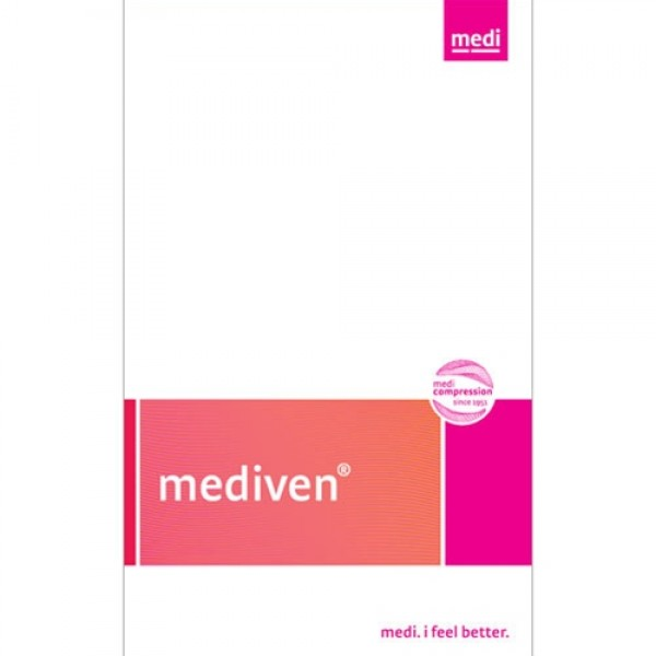 Mediven Forte 30-40mmHg Petite Thigh High OT w/Silicone Band