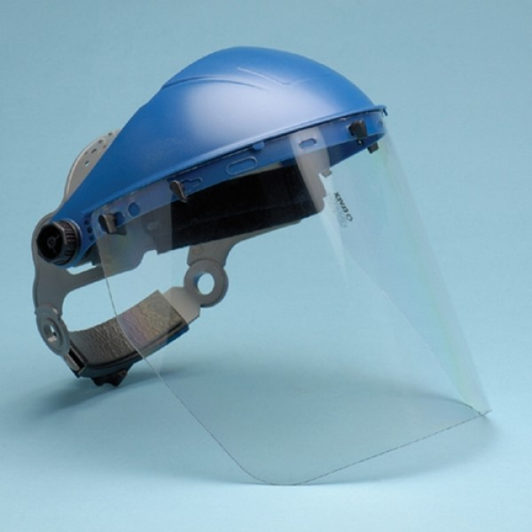 Elvex Economy Polycarbonate Face Shield