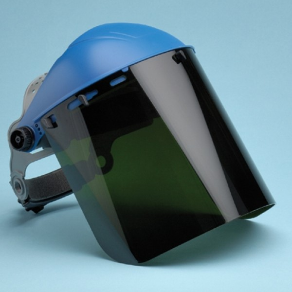 Elvex Molded Shade 5 Welding Face Shields