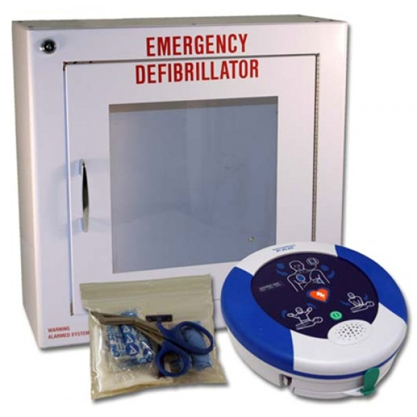 First Voice HeartSine Samaritan PAD AED