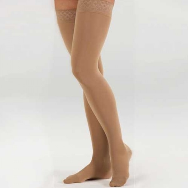 Mediven Comfort 20-30mmHg Thigh High with Silicone Band