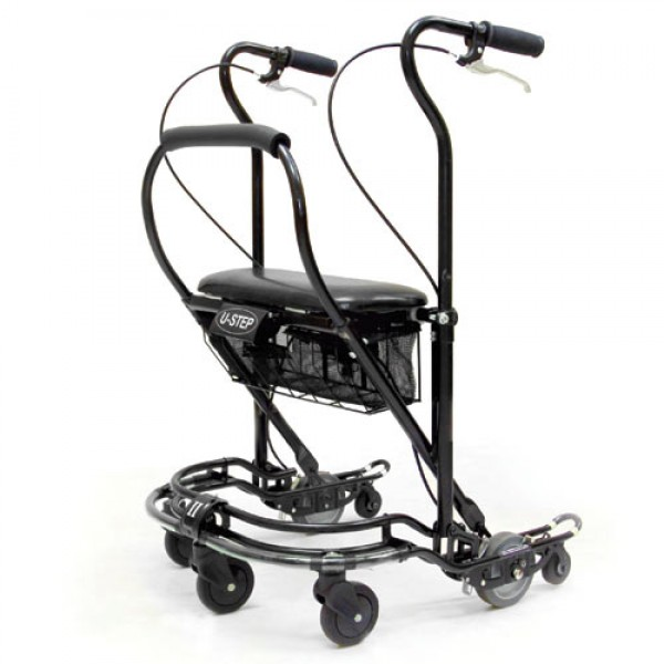 U step ii walking stabilizer uspc2 parkinson 39 s walker for Mobility walker