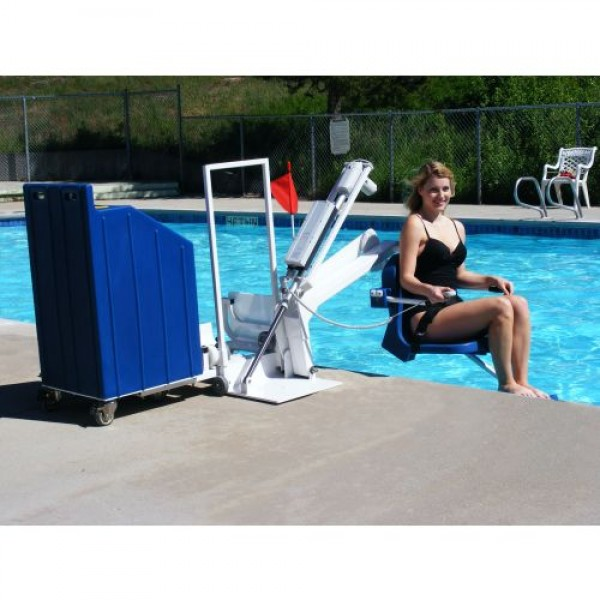 Patriot ADA Compliant Portable Pool Lift
