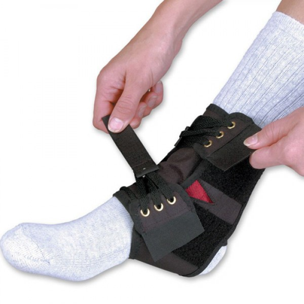 Power Wrap Sports Ankle Brace