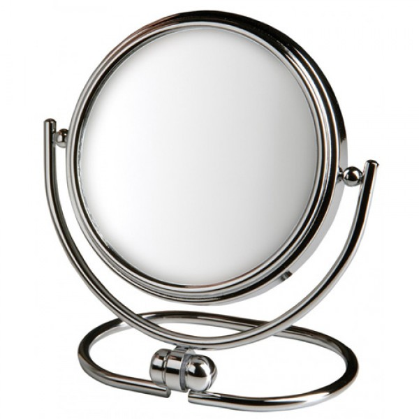 Jerdon 10x Travel Magnifying Makeup Mirror MC310C