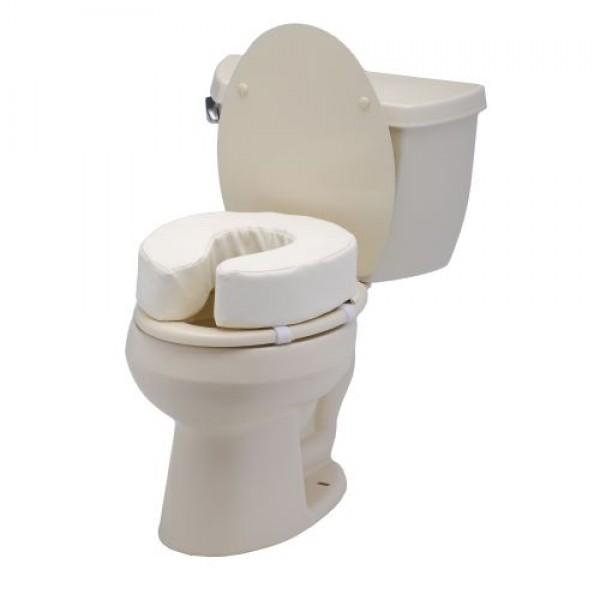 Nova Padded Toilet Seat Riser