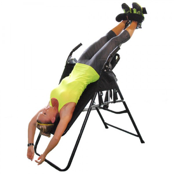 Health Mark Pro Inversion Table - Black