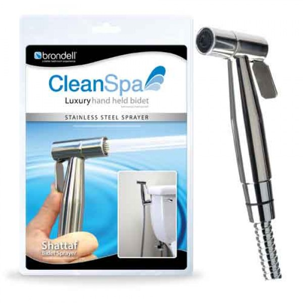 Brondell CleanSpa Luxury Hand Held Bidet