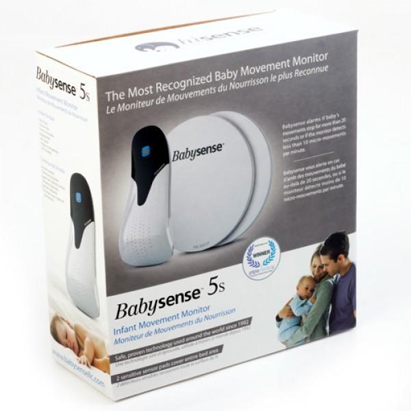 BabySense VS Baby Movement Monitor