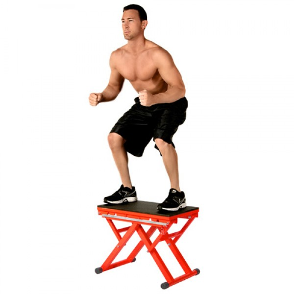 StaminaX Adjustable Height Plyo Box