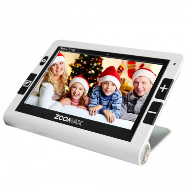 Snow 7 inch HD Video Magnifier
