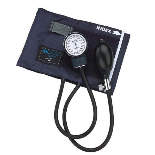 MABIS CALIBER Series Adjustable Aneroid Sphygmomanometer