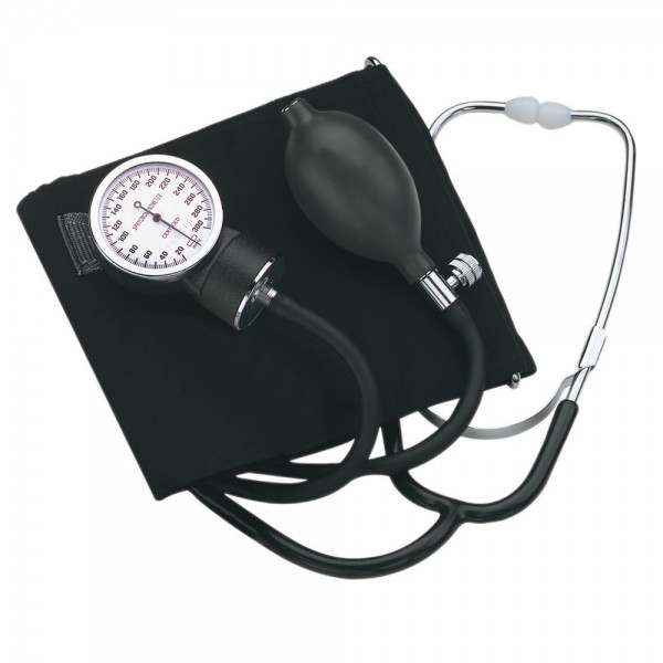 HEALTHSMART Two-Party Home Blood Pressure Kit