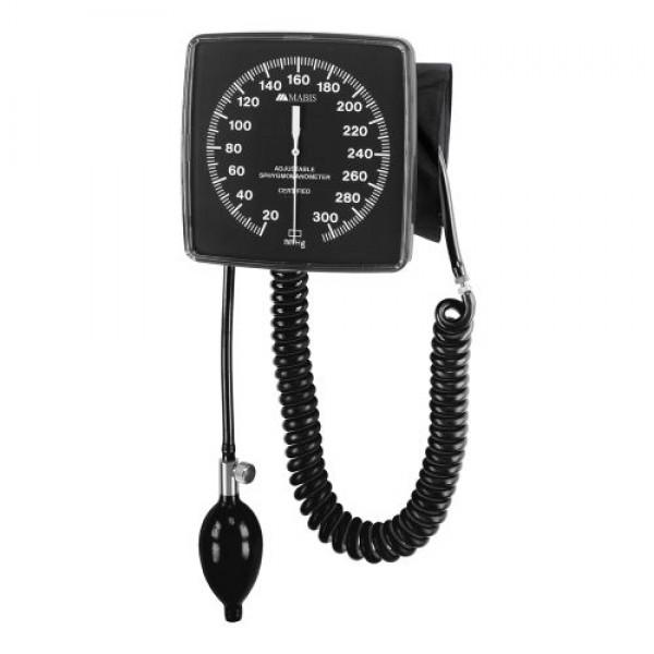MABIS Legacy Wall-Mounted Clock Aneroid Sphygmomanometer