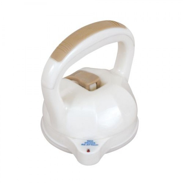 HEALTHSMART Suction Cup Grab Bar with BactiX
