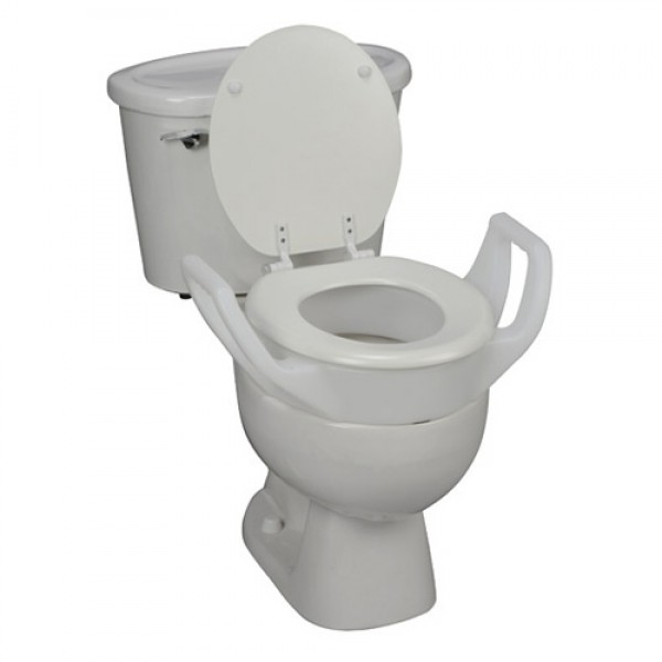 DMI Toilet Seat Riser with Arms