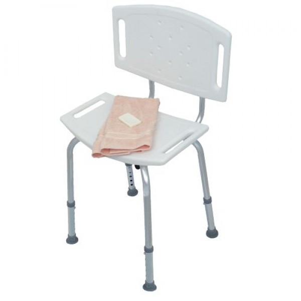 HEALTHSMART Blow-Molded Bath Seat