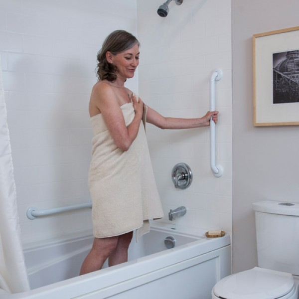 HealthCraft Easy Mount ADA Compliant Grab Bars