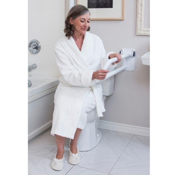 HealthCraft PT Rail for Bathroom Safety