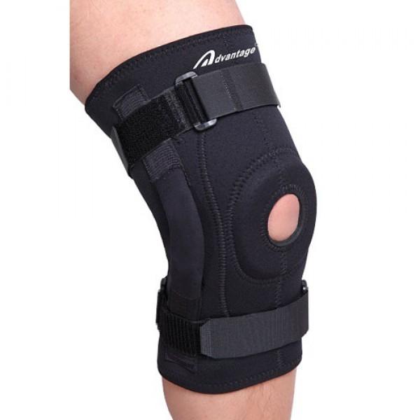 Advantage Neoprene Hinged Knee Wrap