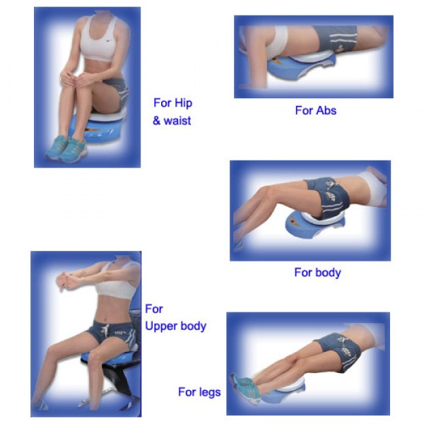 Carepeutic® BetaFlex® Spin-To-Slim Hula Exerciser