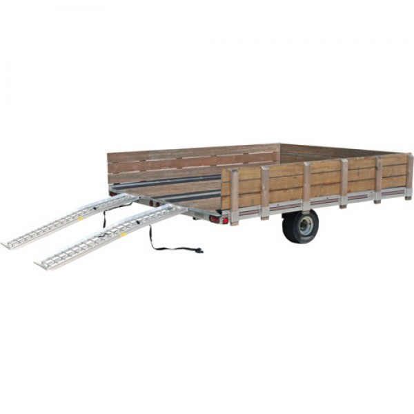 Arched Non-Folding Ramps - Pair
