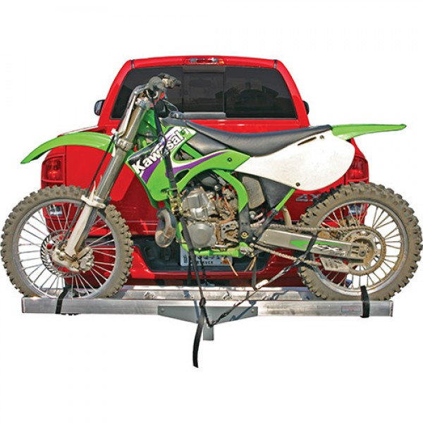 Motorcycle Carrier w/Ramp