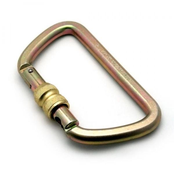Fusion Inca Screw-Locking Gate Carabiner