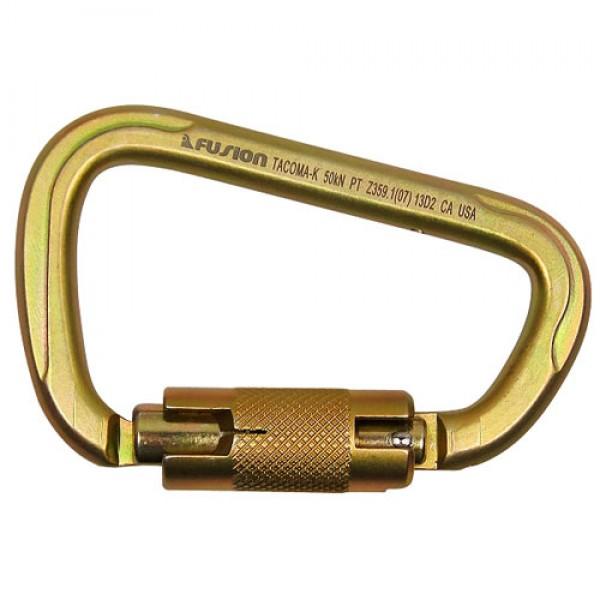 Fusion Tacoma Auto-Locking Gate Carabiner