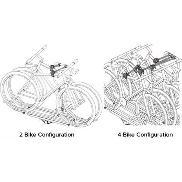 Piggyback Bike Carrier